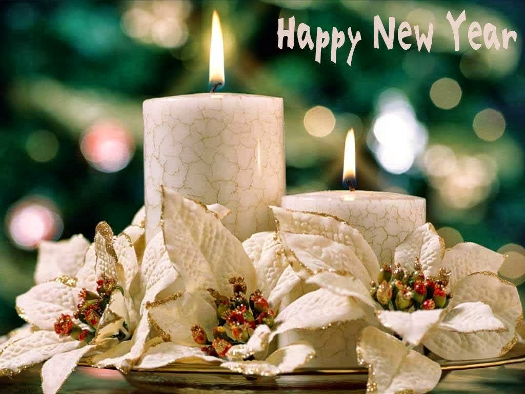 happy new year inspirational greeting card wishes wallpaper