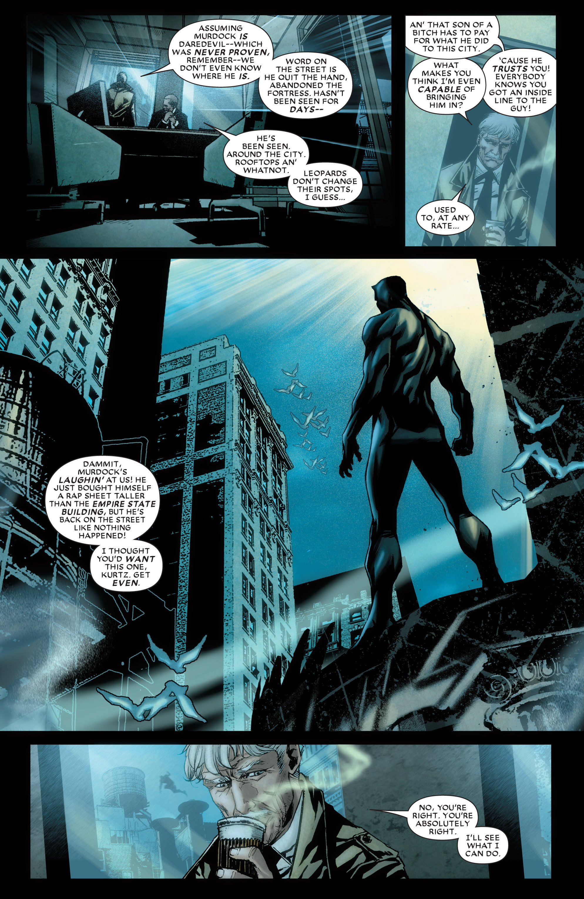 Read online Daredevil (1998) comic -  Issue #512 - 7