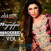 Lala Magnifique Embroidered Kurti Collection 2014-2015 VOL 1 | Lala Textile Winter Kurti