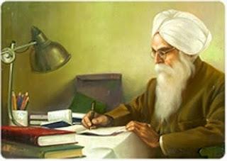 Punjabi Writer Bhai Veer Singh