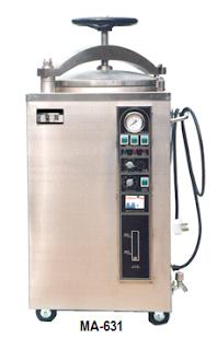 Jual Autoclave - Sterilisator - Alat kedokteran Umum MA-631
