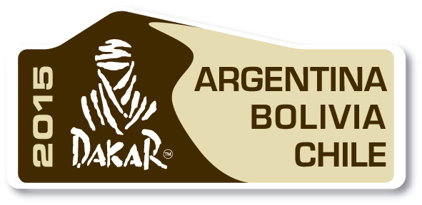 Imagen logo Rally Dakar 2015