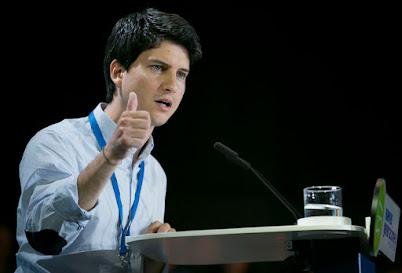 dIEGO GAGO Con el 95,33% de los votos queda proclamado PRESIDENTE NACIONAL NN.GG