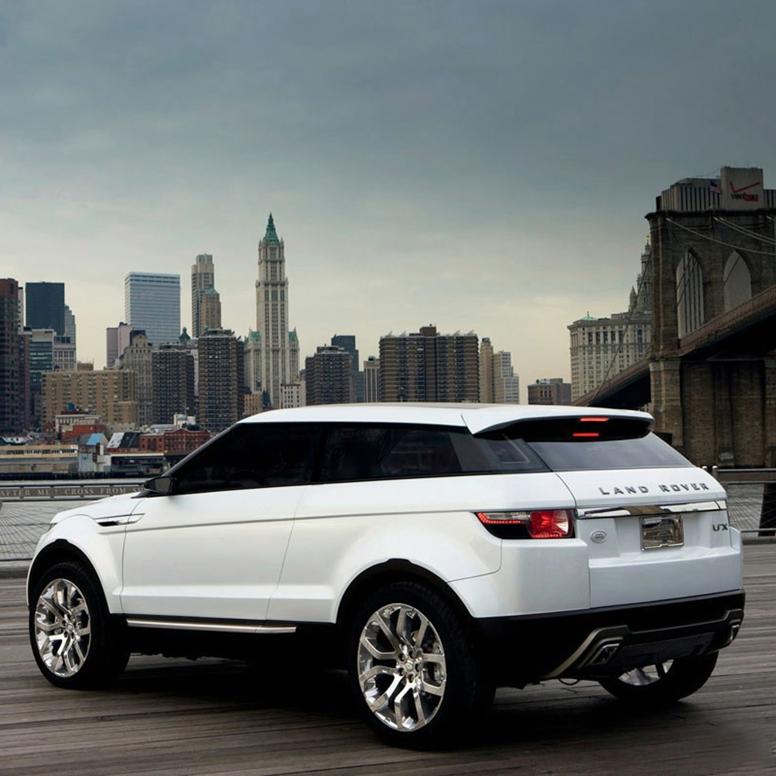 land rover lrx concept wallpapers - Land Rover LRX Concept Car and Driver