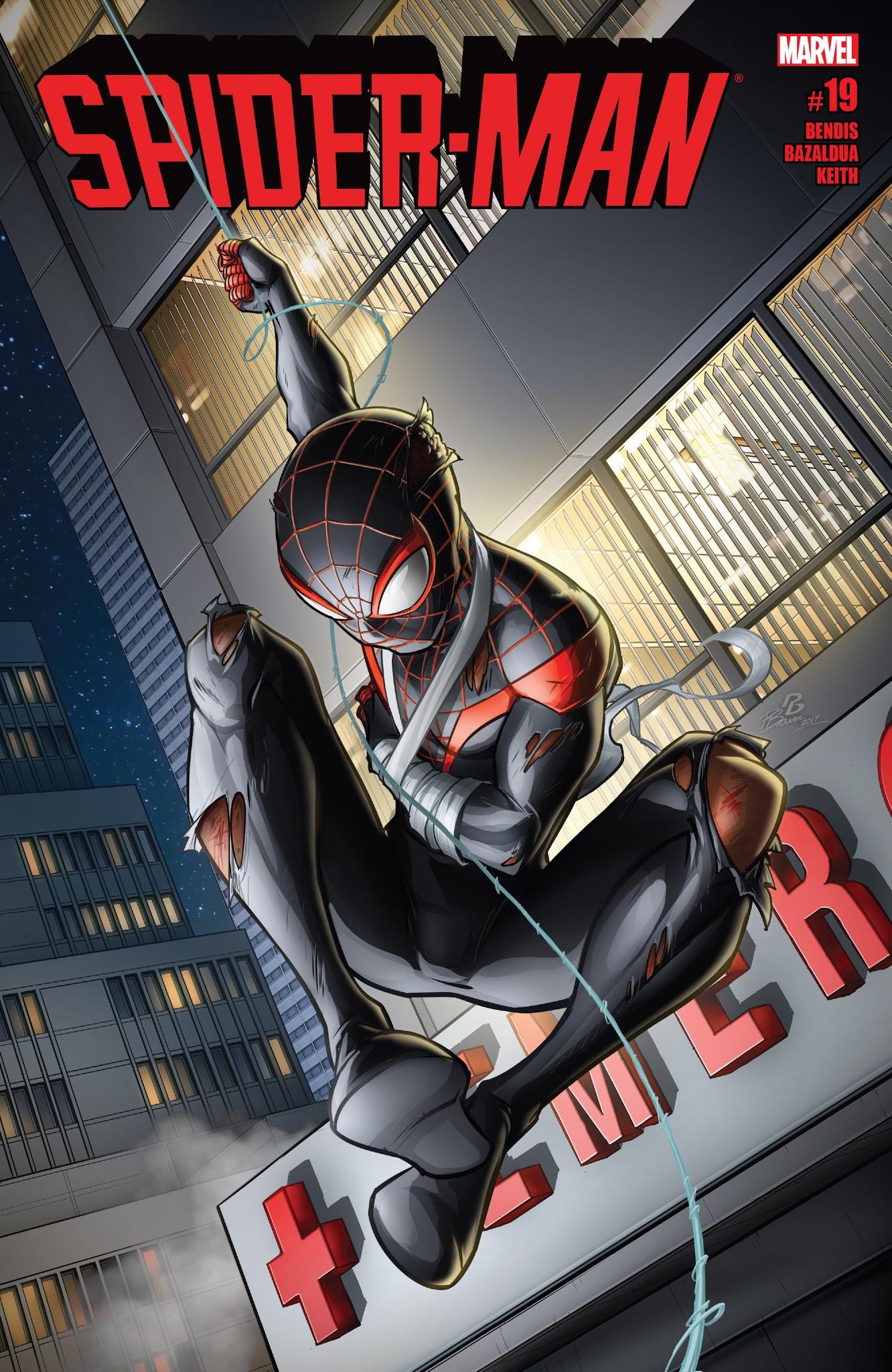 Spider-Man (2016) 19 Page 1