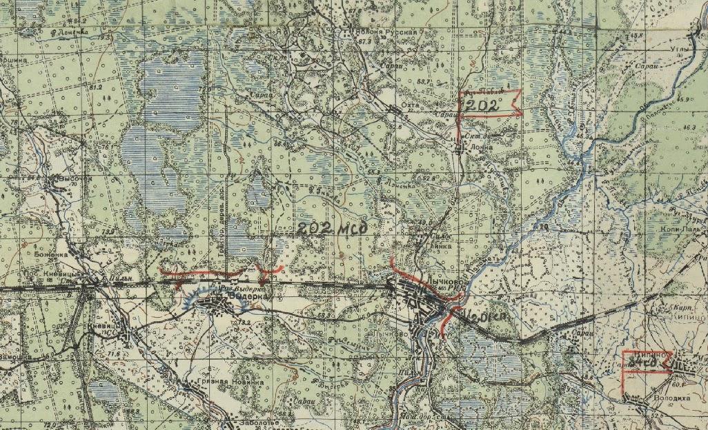 331 стрелковая дивизия западного фронта:
