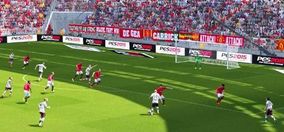 Trik Cara Ngerebut dan Tahan Bola di PES 2015