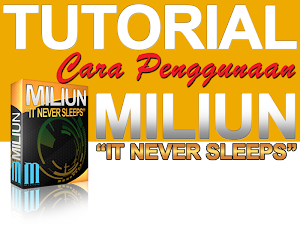 Blog Tutorial Miliun Software