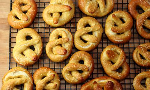 pretzels are unhealthy