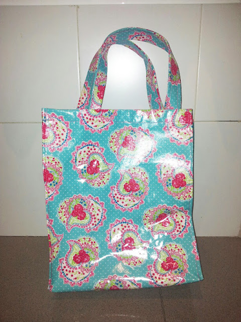 SAL BOLSA PLASTI ABRIL 2013 Sweet sixteen craft store