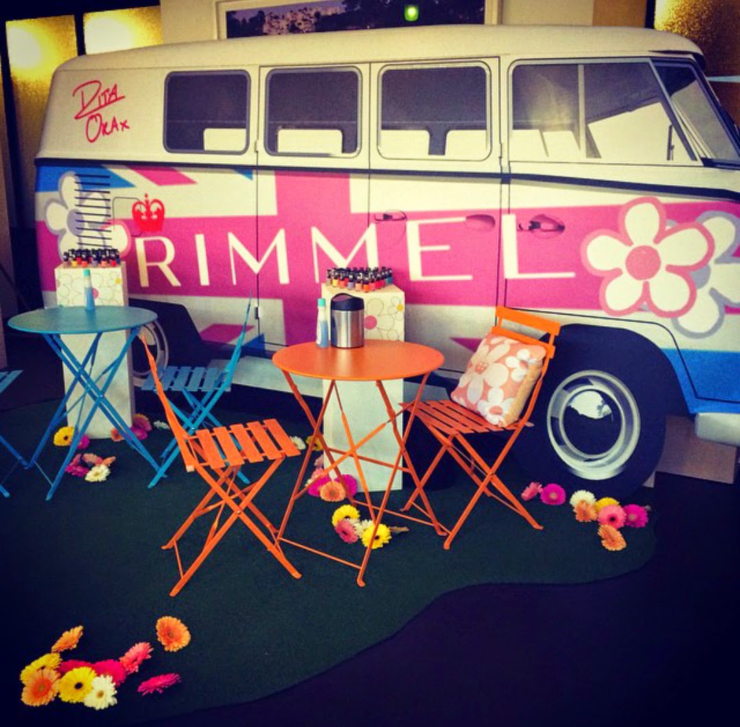 Evento Rimmel Londra, Colourfest Collection Nails by Rita Ora & Novità