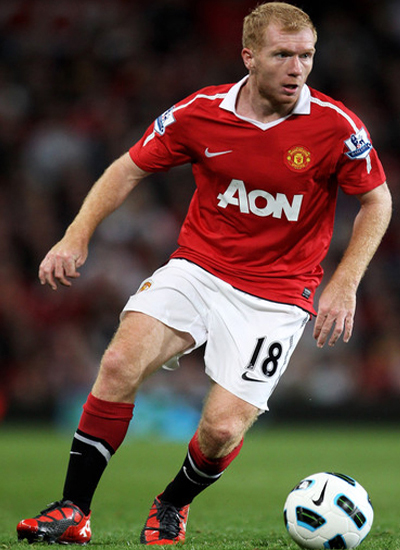 Paul Scholes Manchester United retire from football career