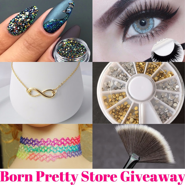 Born Pretty Store Giveaway (Open Internationally)