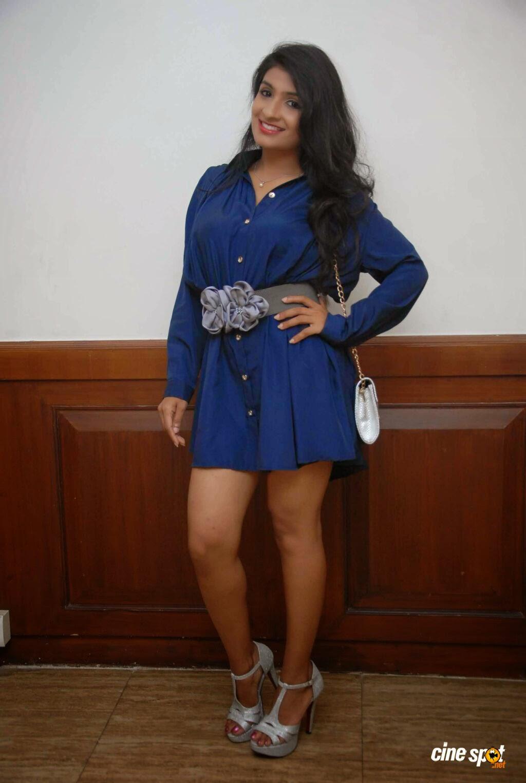 Roopa Shree mini dress