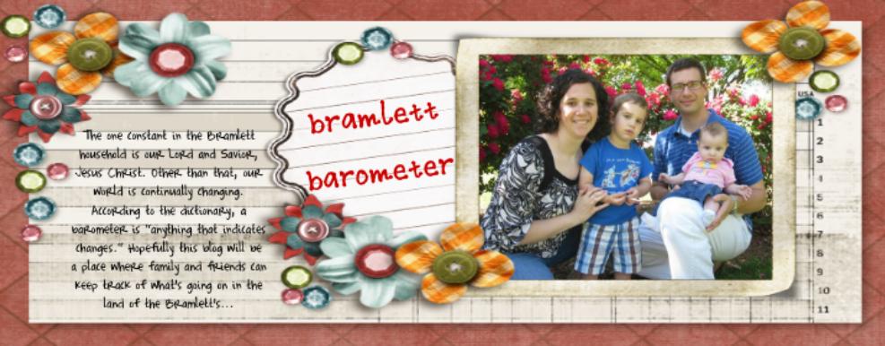 bramlett barometer