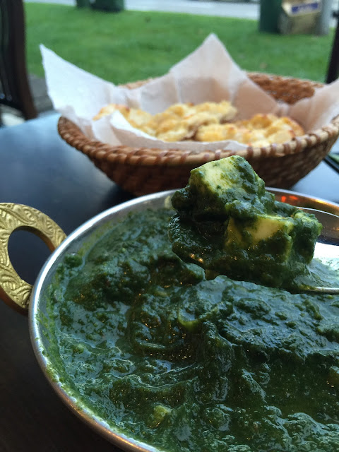 PALAK PANEER review singapore