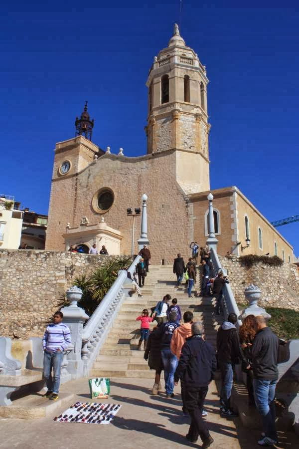 Romanesque church of Sitges