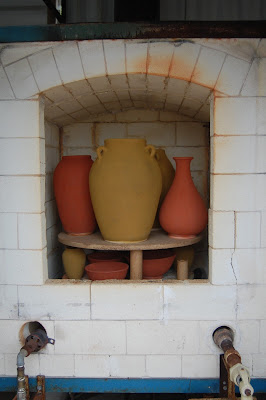Kiln packing cornwall design fair