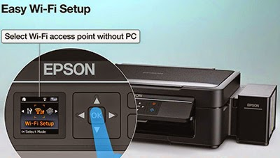 epson l455 specification