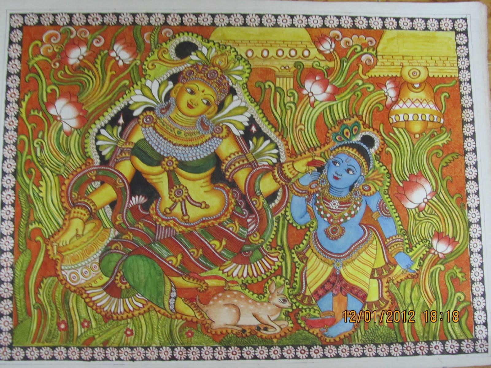Binchi soulsearch for Mural kerala