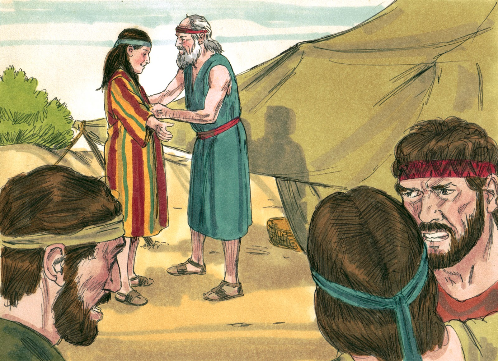 Bible Lessons for Kids: Lesson 15 - A Rich Man's Son Who ...