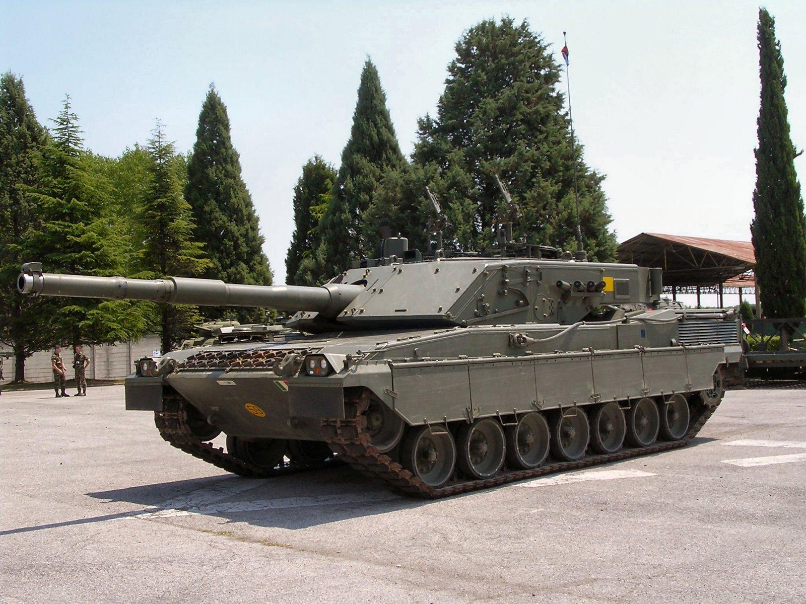 Ariete (carro armato) -