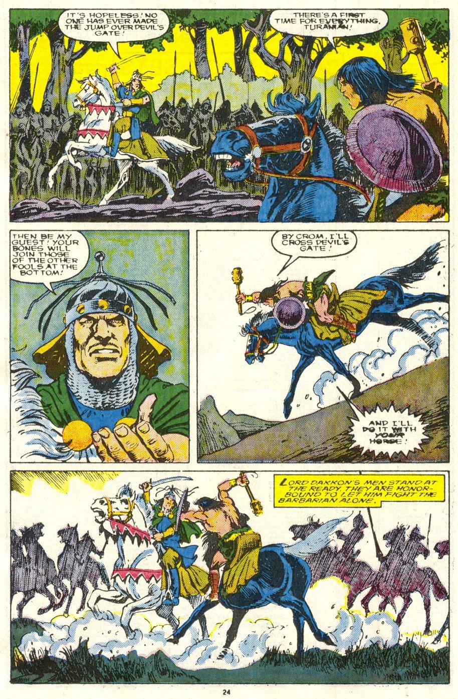 Conan the Barbarian (1970) Issue #219 #231 - English 19