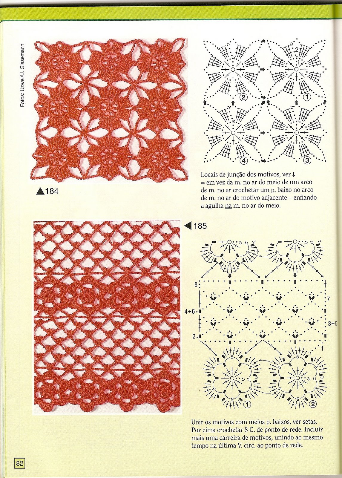Crochet Stitches On Pinterest : ... Crochet punti on Pinterest Patrones, Hairpin lace patterns and