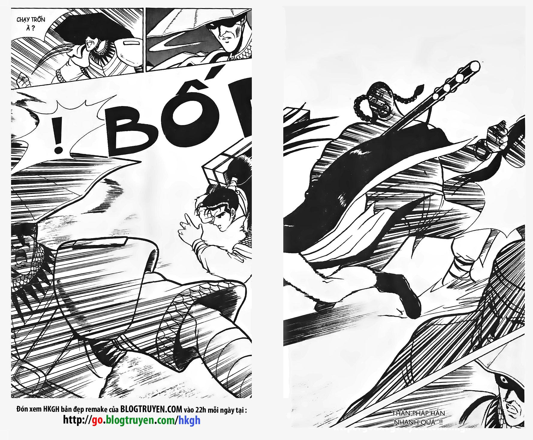 Hiệp Khách Giang Hồ chap 8 page 3 - IZTruyenTranh.com
