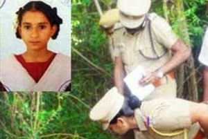 Girl was murdered while she was being raped by one