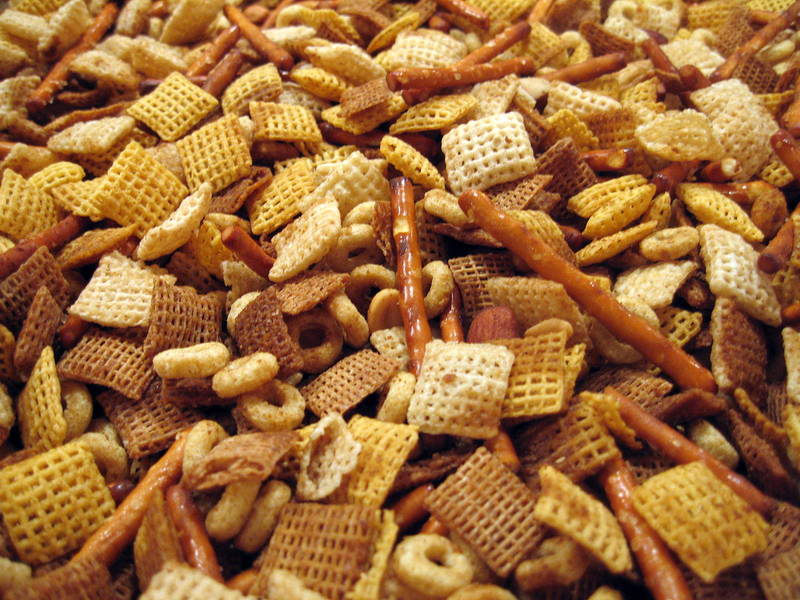 Original Chex Party Mix - A tried and true classic of many holiday ...