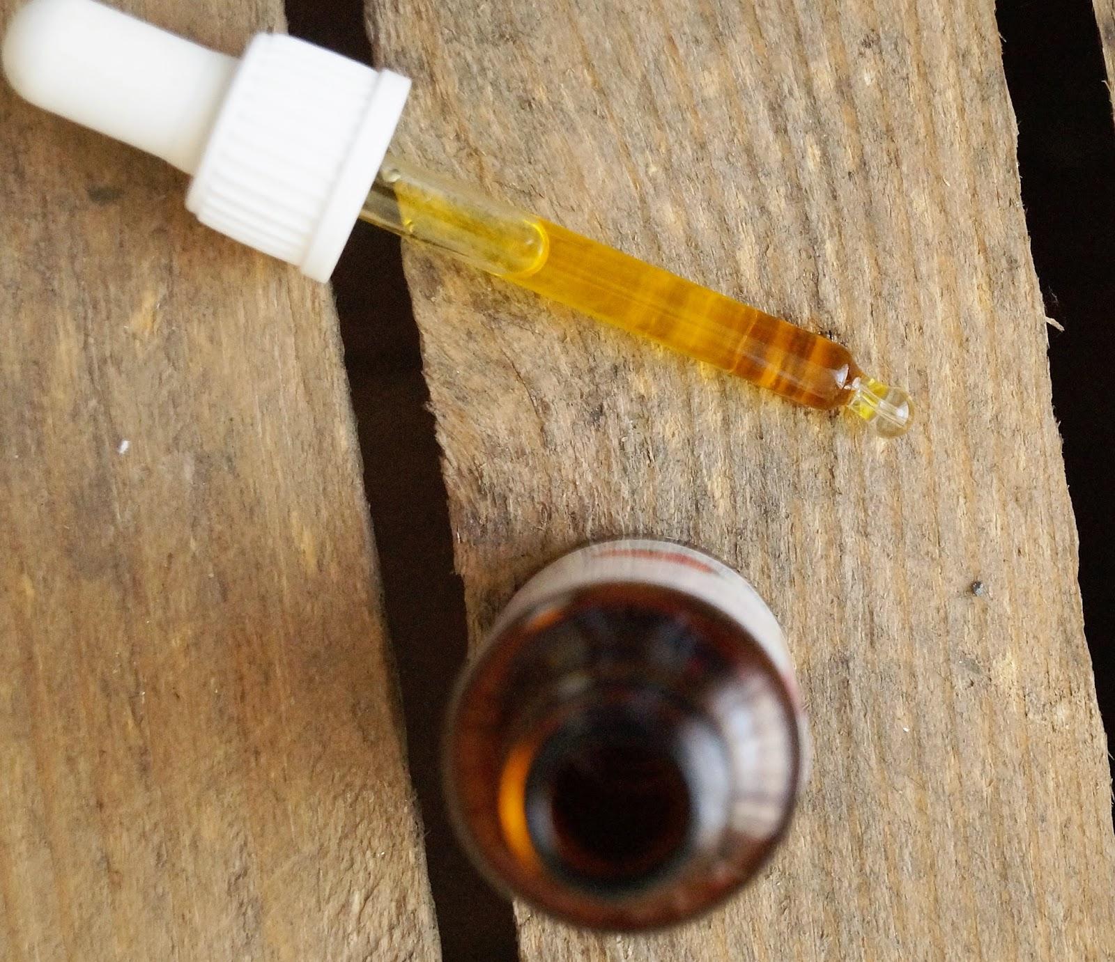 Olejek z pestek malin w pielęgnacji cery