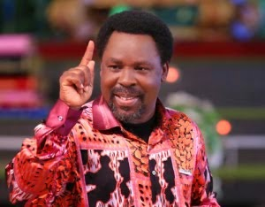PROPHET T.B JOSHUA: THE POWER IN MEDITATION