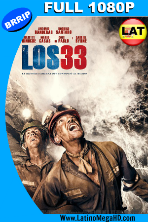 Los 33 (2015) Latino Full HD 1080P ()