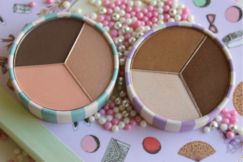 Stila Ice Cream Collection Eyeshadow Trios