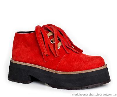 Jow otoño invierno 2013 zapatos