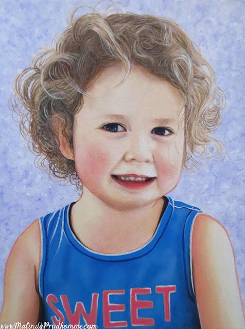 art, artist, artwork, painting, paint, portrait, portrait painting, realism, toronto portrait artist, portrait artist, little girl, baby art, custom art, commissioned portrait, toronto artist, canadian artist, portrait artist