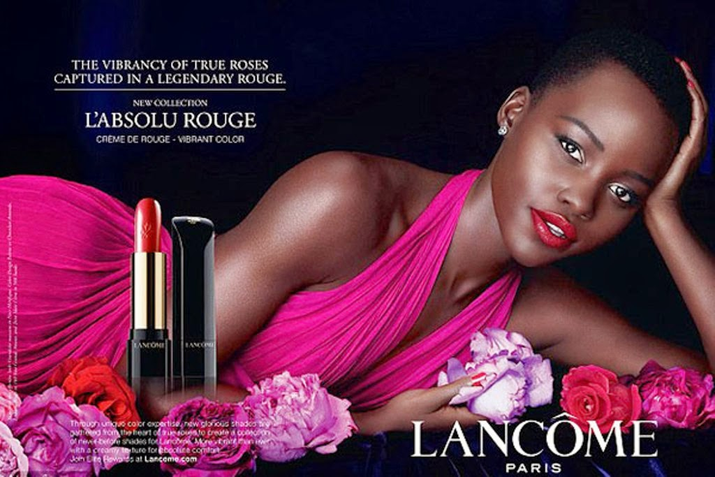 Lupita Nyong'o from Lancôme With Love