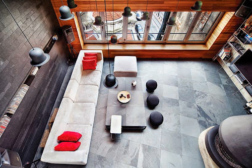 Fabulous Korakoy Loft by Ofist