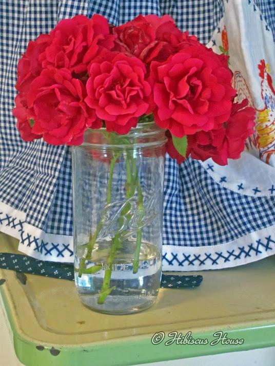 Roses & Aprons