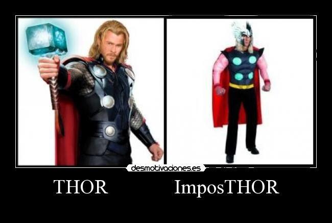 Chistes Thor: Impos-Thor