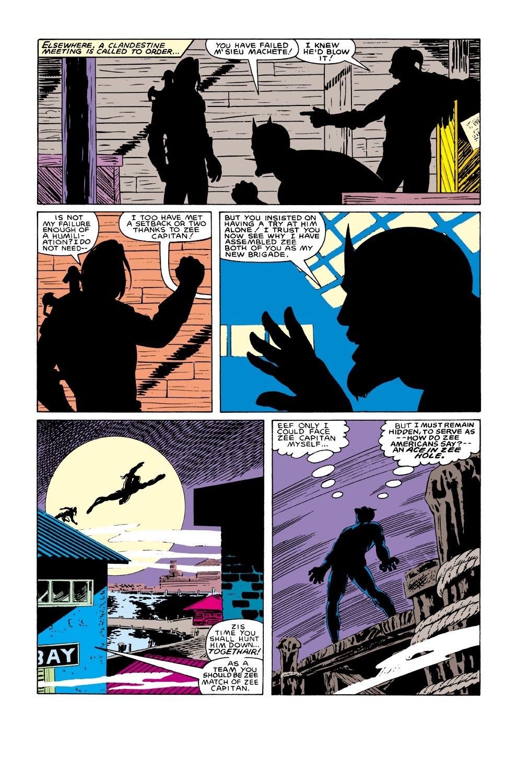 Captain America (1968) Issue #302 #230 - English 15