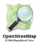 Imagen del logo de OpenStreetMap