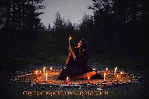 Circulo de Protección Wicca