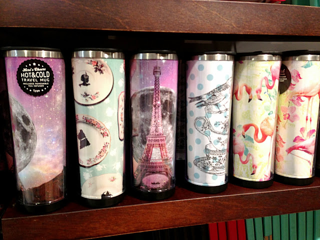 cute typo travel mugs