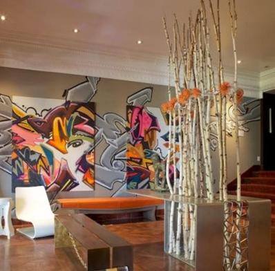 Designcandy Graffiti Dare To Tag Your Home With Urban