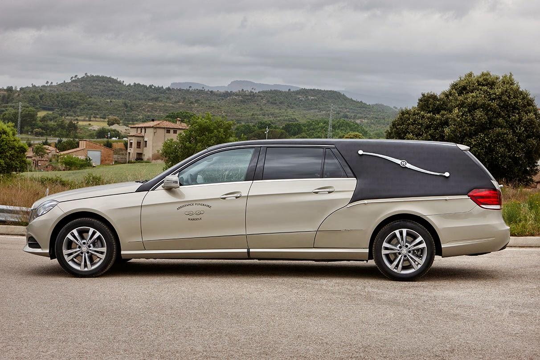 Photo corbillard Osiris-3400 Mercedes Benz