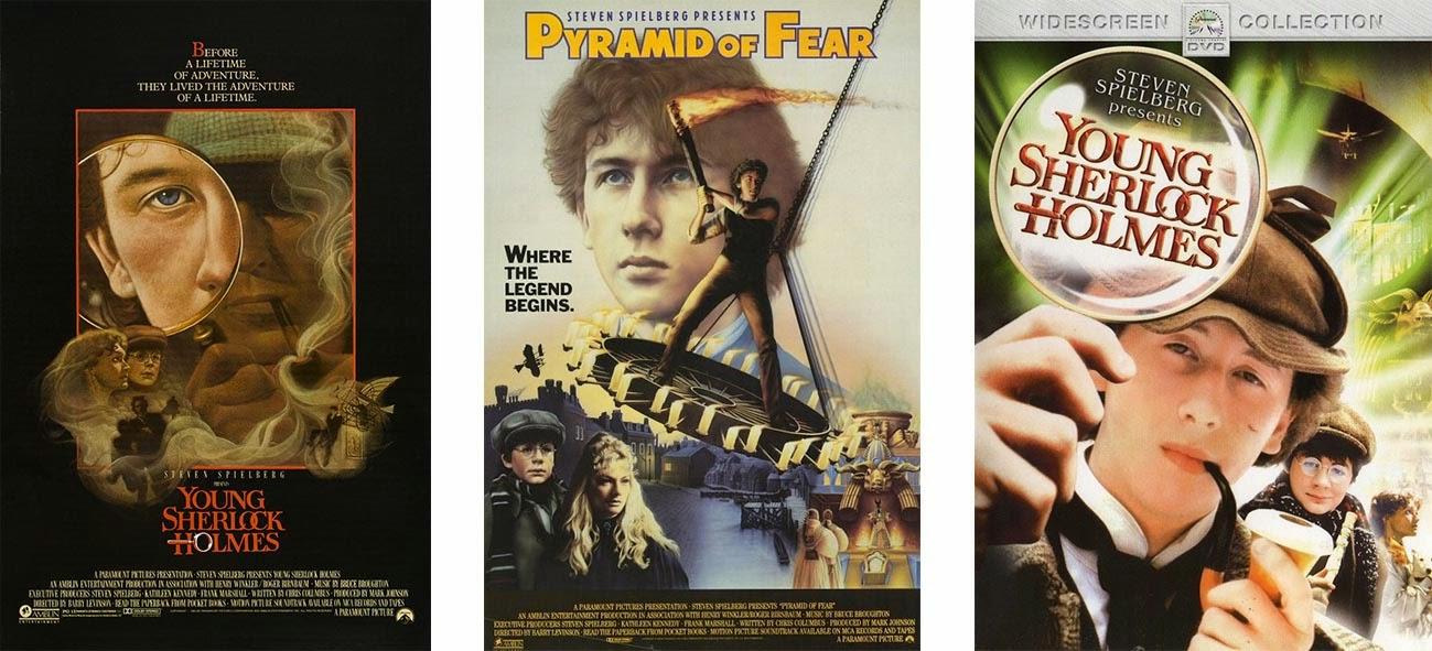 Young Sherlock Holmes - Piramida strachu (1985)