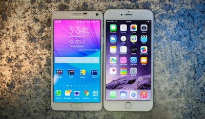 Samsung Galaxy Note 4 HP Android Tercanggih Di Indonesia