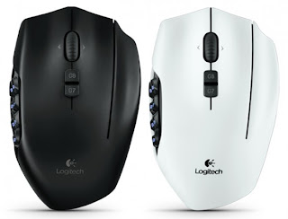 Logitech G600 MMO by SANDYTACOM
